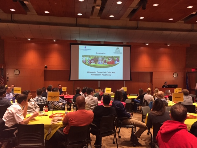 Wisconsin Council of Child and Adolescent Psychiatry